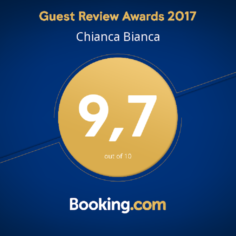 booking.com ostuni guest review awards